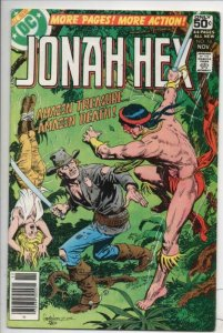 JONAH HEX #18, FN, Amazon, Scar, 1977 1978, more JH in store