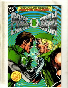 10 Comics Green Lantern/Green Arrow 1 2 3 4 5 6 7 Longbow Hunters 1 2 3 SB3