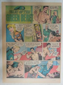 Tales Of The Green Berets by John Celardo from 2/4/1968 Size: 11 x 15 inches