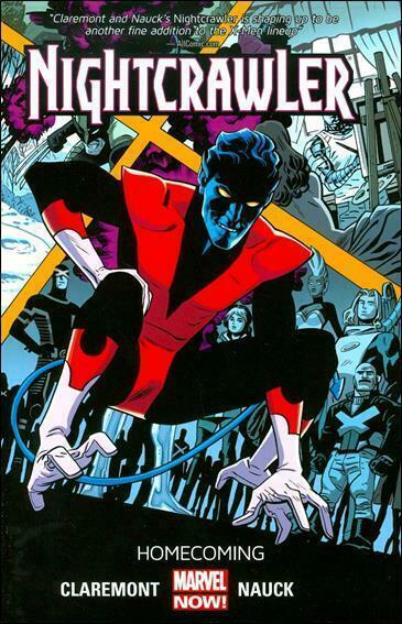Nightcrawler (4th Series) TPB #1 VF; Marvel | save on shipping - details inside