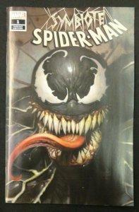 Symbiote Spider-Man #1 Ryan Brown Variant Cover A Comics Elite Marvel
