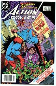 Action Comics 561 Nov 1984 NM- (9.2)