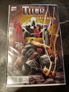 Marvel MIGHTY THOR AT THE GATES OF VALHALLA #1 Ron Garney Variant NM