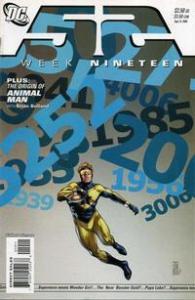 2006 DC Comics 52 Week #19 and Free Comic Book Day #1 Jim Lee Brian Bolland