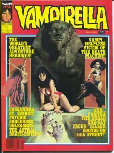 Vampirella #94 1981-Warren-Pantha-VF