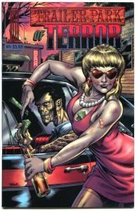 TRAILER PARK OF TERROR #4, Zombies,Demons, Horror, NM, more TPOT is store