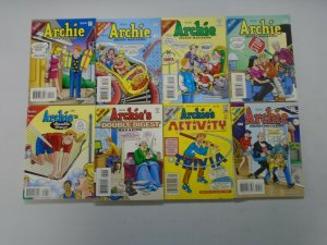Archie Digest lot 16 different issues