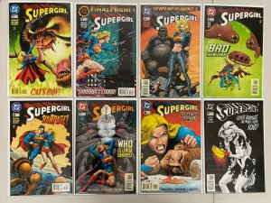 Supergirl lot #2-76 + Special 3rd Series 48 different books 8.0 VF (1996-2003)