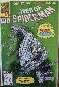 Web of Spider-Man #100 (1993)