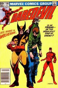 Daredevil (1964 series) #196, VF (Stock photo)
