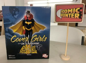 Cover Girls of the DC Universe Batgirl Statue Limited Edition