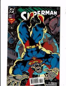 Lot of 5 Superman DC Comic Books #89 90 91 92 93 BH42