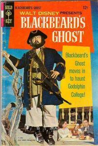 Movie Comics Blackbeard's Ghost #9 (Jun-68) VG Affordable-Grade Blackbeard