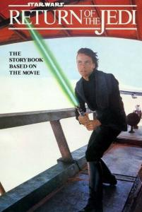 Star Wars: Return of the Jedi Storybook TPB #1 FN; Scholastic | save on shipping