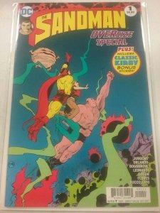 THE SANDMAN OVERSIZE SPECIAL #1 (2017) DC COMICS CLASSIC NW50