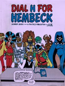 Hembeck (1980) #7 - 8.0 or Better - Superhero Satire Artist -  Last Issue