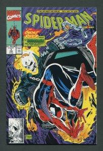 Spiderman #8 (Todd McFarlane )  9.6 NM+  March 1991