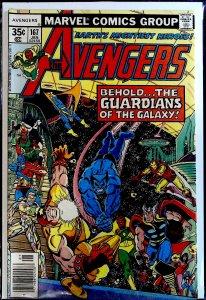 The Avengers #167 (1978)
