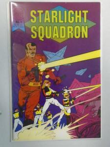Starlight Squadron #1 8.0 VF (1988)