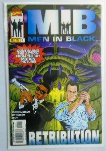 Men in Black Retribution (1997 Marvel) #1, NM - 1997