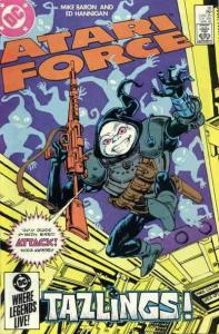 Atari Force #16 FN; DC | save on shipping - details inside