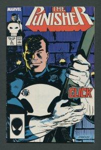 Punisher #5 / 9.4 NM - 9.6 NM+  January 1988