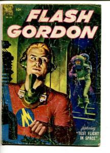 FLASH GORDON- Four Color Comics #424-1952-DELL-G
