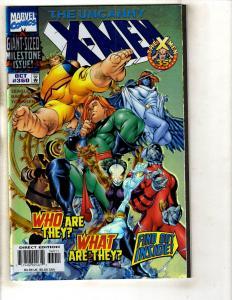 8 Uncanny X-Men Marvel Comic Books # 360 361 362 363 364 365 366 368 Rogue JD5