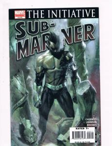 Sub-Mariner # 2 Marvel Comic Books Hi-Res Scans Awesome Issue Modern Age!!!! S17