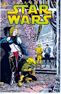 Classic Star Wars # 1,4, 6, 7  New Hope Revisited !