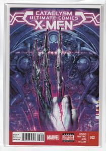 CATACLYSM ULTIMATE X-MEN (2013 MARVEL) #2 NM- AF8RHX