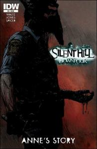 Silent Hill Downpour: Anne's Story #3 VF; IDW | save on shipping - details insid