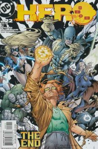 H-E-R-O (DC) #22 VF/NM; DC | save on shipping - details inside