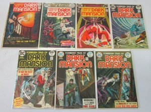 Dark Mansion from:#5-15 7 difference avg 5.0 VG/FN (1972-74)
