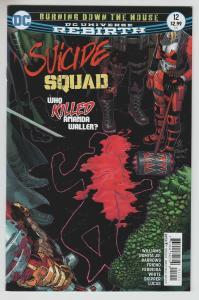 SUICIDE SQUAD (2016 DC COMICS) #12