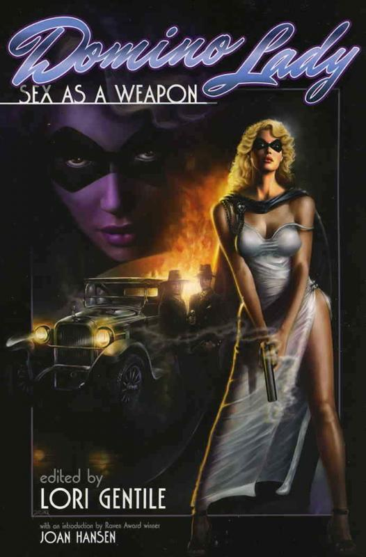 Domino Lady: Sex as a Weapon #1 VF/NM; Moonstone | save on shipping - details in