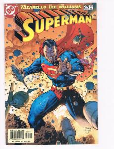 Superman # 205 NM DC Comic Book Superboy Batman Wonder Woman Lex Luthor S80