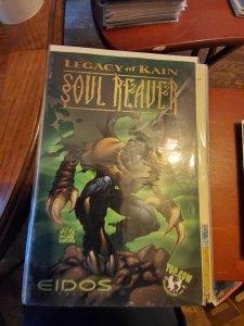 Legacy of Kain: Soul Reaver #1 (1999)