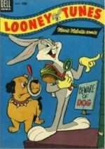Looney Tunes and Merrie Melodies Comics #161, Good+ (Stock photo)
