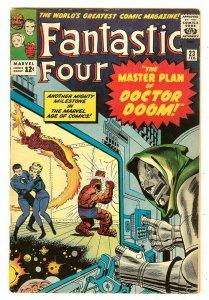 Fantastic Four 23   Doctor Doom