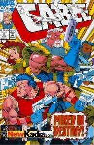 Cable (1993 series) #2, NM- (Stock photo)