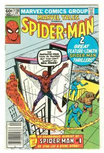 Marvel Tales 138   Reprints Amazing Spiderman #1