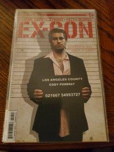 Ex-Con #1 (2014)