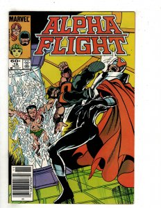 Alpha Flight #16 (1984) OF26