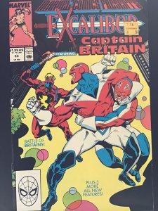 Marvel Comics Presents #33 (1989)