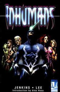 Inhumans (Vol. 2) TPB #1 (2nd) FN; Marvel | save on shipping - details inside