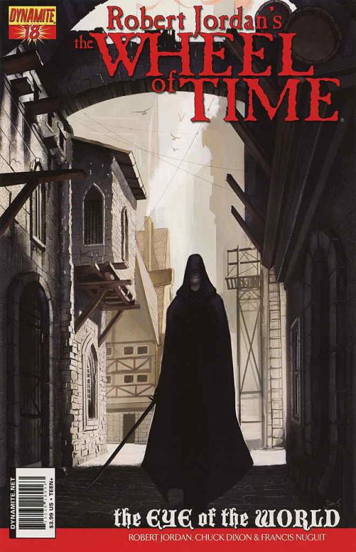 Wheel Of Time (Robert Jordan'…), The #18 VF; Dynamite | save on shipping - detai