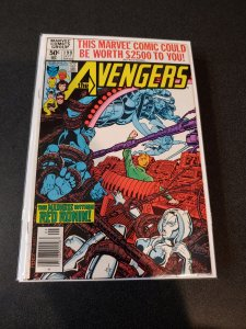 The Avengers #199 (1980)