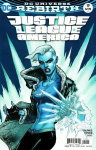 Justice League of America #19 Rebirth Variant Cvr (DC, 2018) VF/NM