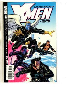 6 Uncanny X-Men Marvel Comic Books # 410 411 412 413 414 415 Wolverine CR55